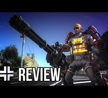 Game Earth Defense Force 5 Review