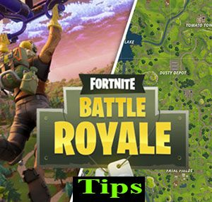 10 Tips Fortnite: Battle Royale For Beginners