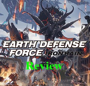 Game Earth Defense Force: Iron Rain Review