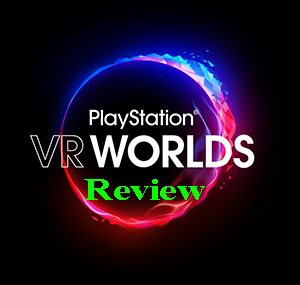 Game PlayStation VR Worlds Review